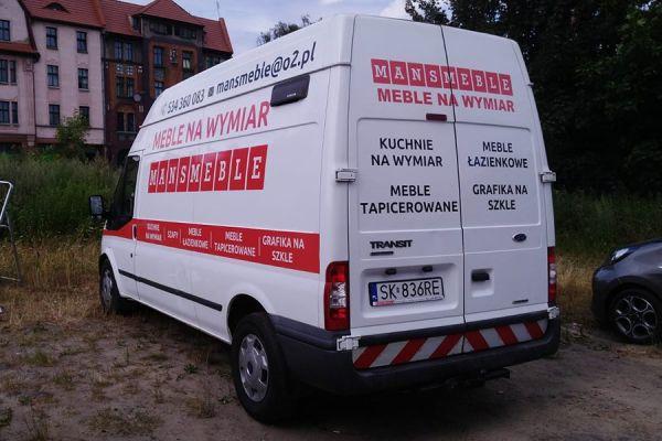 oklejanie samochodów Ruda Śląska